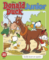 Word abonnee van Donald Duck Junior