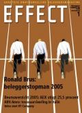 Abonnement op het blad Effect