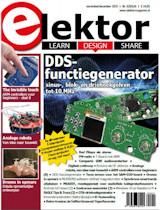 Abonnement op het maandblad Elektor