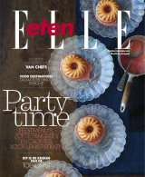 Abonnement op het blad ELLE Eten