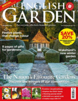Abonnement op het blad The English Garden magazine