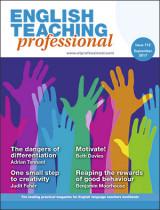 Abonnement op het blad English Teaching Professional