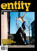 Entity skateboarding magazine