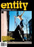 Abonnement op het blad Entity skateboarding magazine