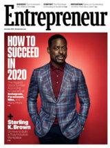 Abonnement op het maandblad Entrepreneur Magazine
