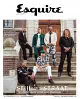 Abonnement op het blad Esquire