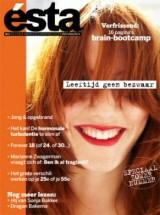 Abonnement op het blad Esta