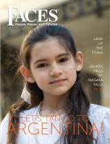 Abonnement op het blad Faces