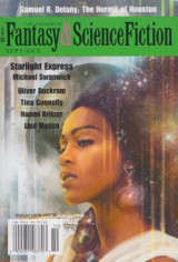 Abonnement op het blad Fantasy & Science Fiction