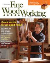 Abonnement op het blad Fine Woodworking magazine