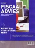 Abonnement op het blad Fiscaal advies