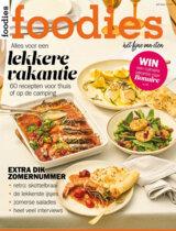 Abonnement op het maandblad Foodies Magazine