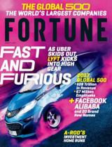 Abonnement op het blad Fortune