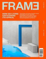 Abonnement op het blad Frame Magazine