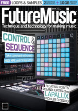 Abonnement op het blad Future Music magazine