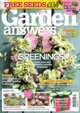 Abonnement op het blad Garden Answers magazine