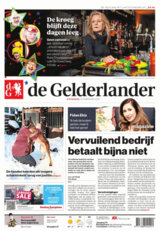 Abonnement op het dagblad De Gelderlander Weekend