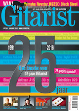 Abonnement op het blad Gitarist