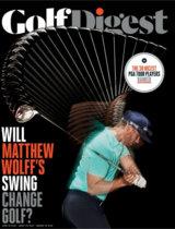 Abonnement op het maandblad Golf Digest magazine