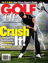 Abonnement op Golf Tips Magazine