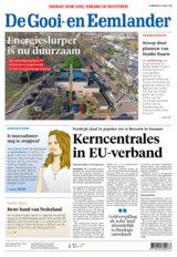 Abonnement op het dagblad De Gooi- en Eemlander