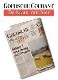Abonnement op de Goudsche Courant