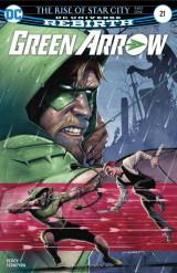 Abonnement op het blad Green Arrow