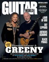 Abonnement op het maandblad Guitar World