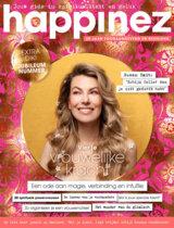 Abonnement op het blad Happinez