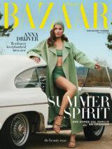 Abonnement op het maandblad Harper's Bazaar