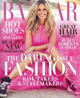 Abonnement op het maandblad Harper's Bazaar USA