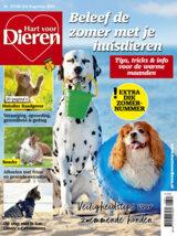 Cadeau-abonnement op Hart voor dieren