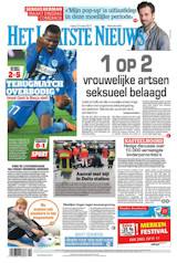 Abonnement op het dagblad Het Laatste Nieuws