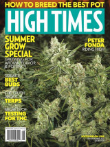 Abonnement op het blad High Times