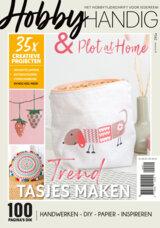 Abonnement op het blad HobbyHandig