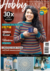 Cadeau-abonnement op HobbyHandig magazine