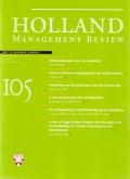 Abonnement op het blad Holland Management Review