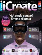 Abonnement op het blad iCreate Magazine