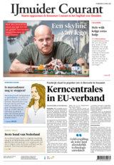 Abonnement op het dagblad De IJmuider Courant