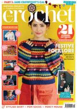 Abonnement op het blad Inside Crochet