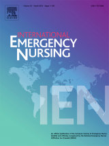 Abonnement op het blad International Emergency Nursing