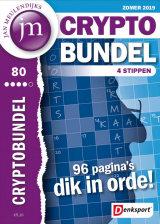 Abonnement op het blad Jan Meulendijks Cryptobundel