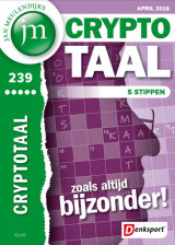 Jan Meulendijks Cryptotaal