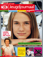 Abonnement op het maandblad NOS Jeugdjournaal Magazine