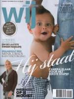 Abonnement op het maandblad Wij jonge ouders