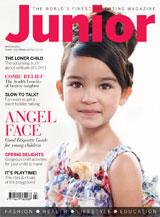 Abonnement op het maandblad Junior Magazine