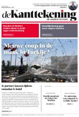 Abonnement op het weekblad De Kanttekening