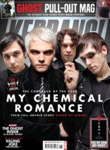 Abonnement op het weekblad Kerrang Magazine