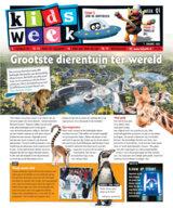 Cover van Kidsweek
