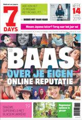 Abonnement op het weekblad 7Days